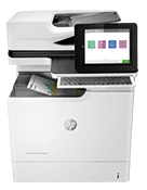 Department Printer: HP Color LaserJet Enterprise Flow MFP M681f/M682z