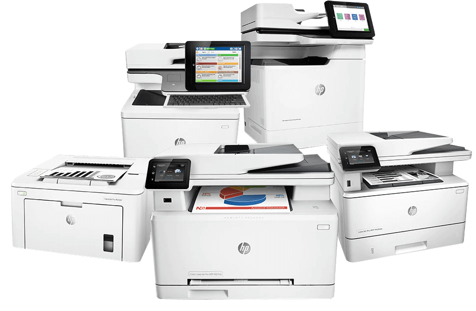 Printer, scanner, and copier solutions